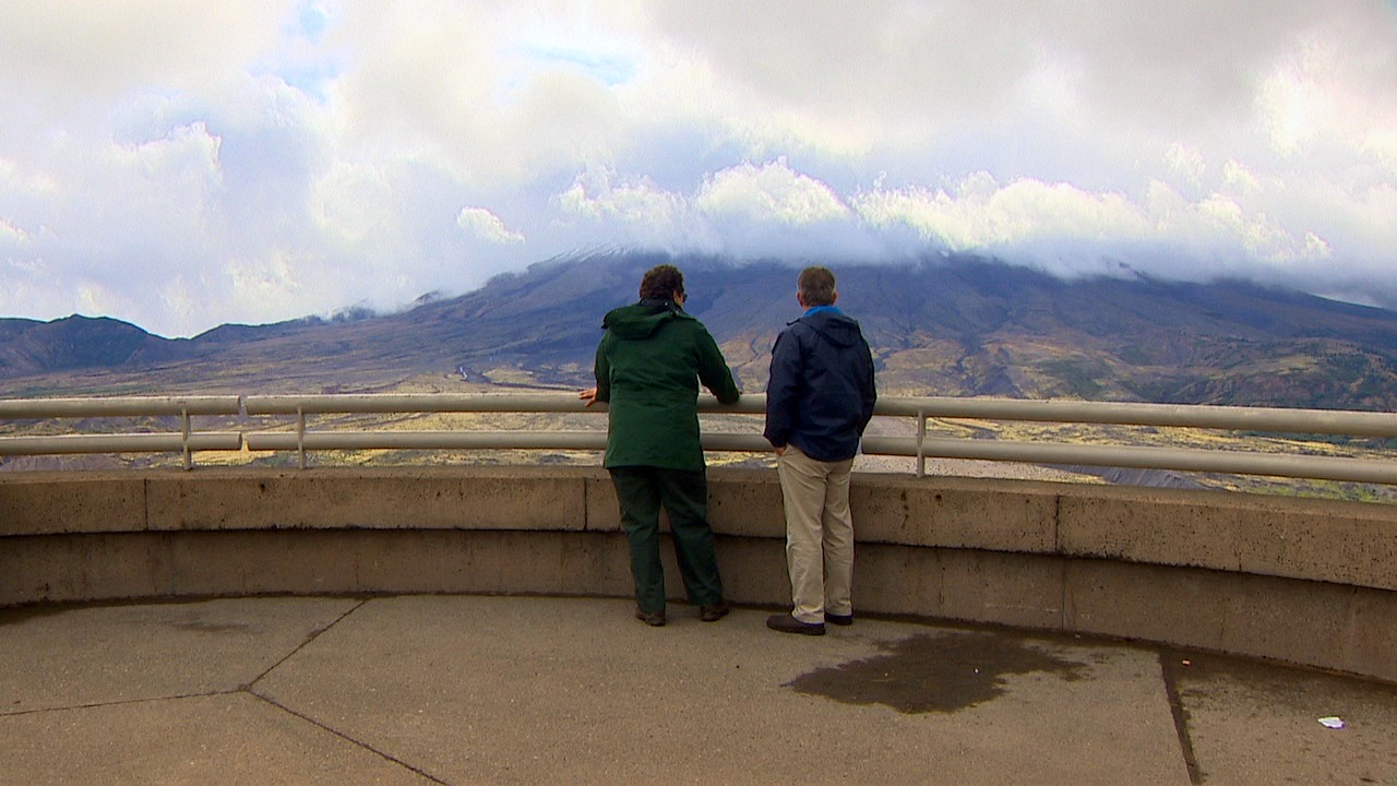 Mount St. Helens lookout. (Photo: KOMO News)<p></p>