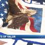 Wrapping our veterans in Quilts of Valor