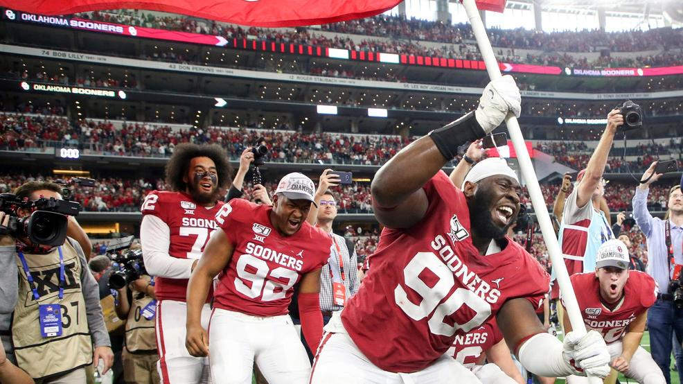 Sooners take care of business in Big 12-SEC Challenge