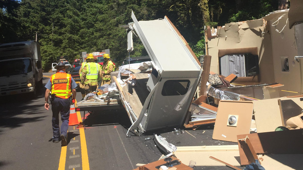 Accident On Hwy 101 Yesterday