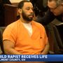 Wheeling man sentenced to life for rape of child