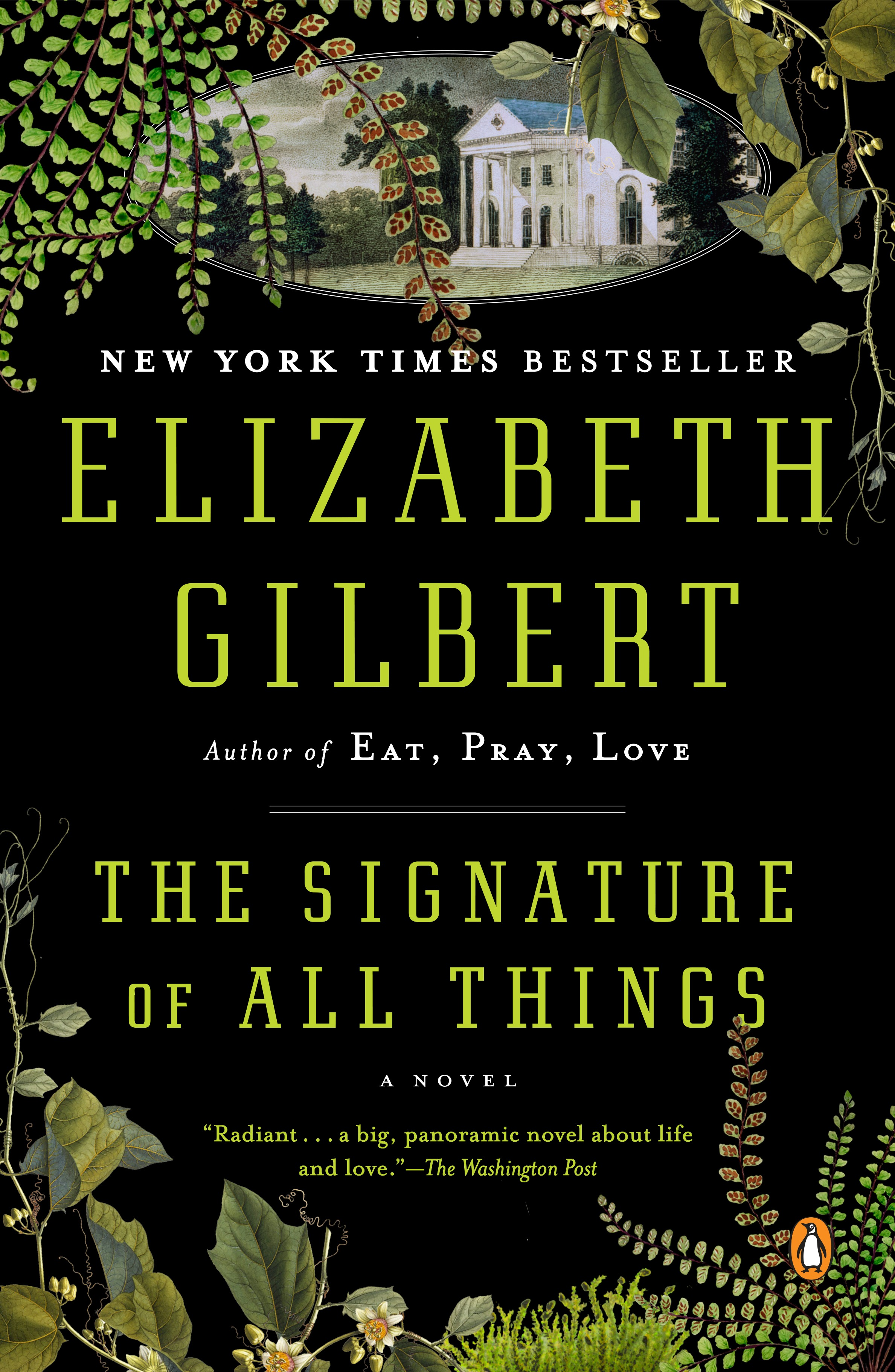 &quot;The Signature of All Things&quot; by Elizabeth Gilbert (Image: Courtesy{&amp;nbsp;}Riverhead Books){&amp;nbsp;}<p></p>