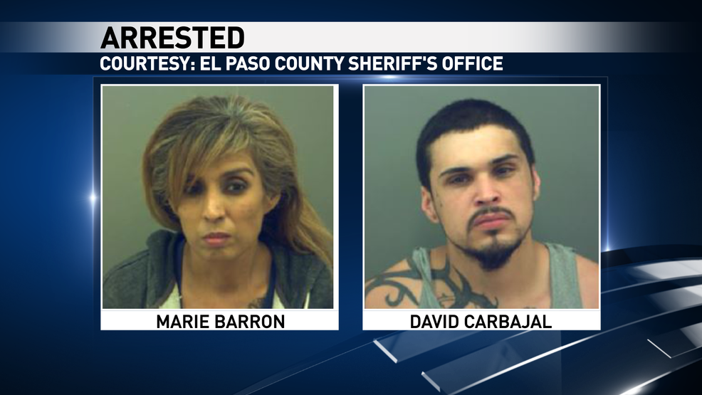 Woman Found In Possession Of Meth While Visiting Inmate At El Paso