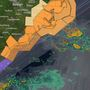 Tropical Storm Watch issued for some coastal areas