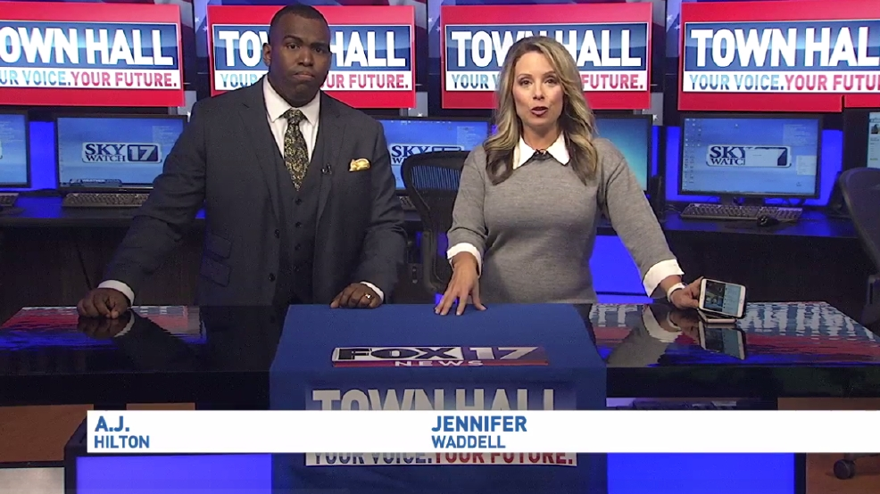 Fox 17 Hosts Town Hall: The elections Process and How We ...
