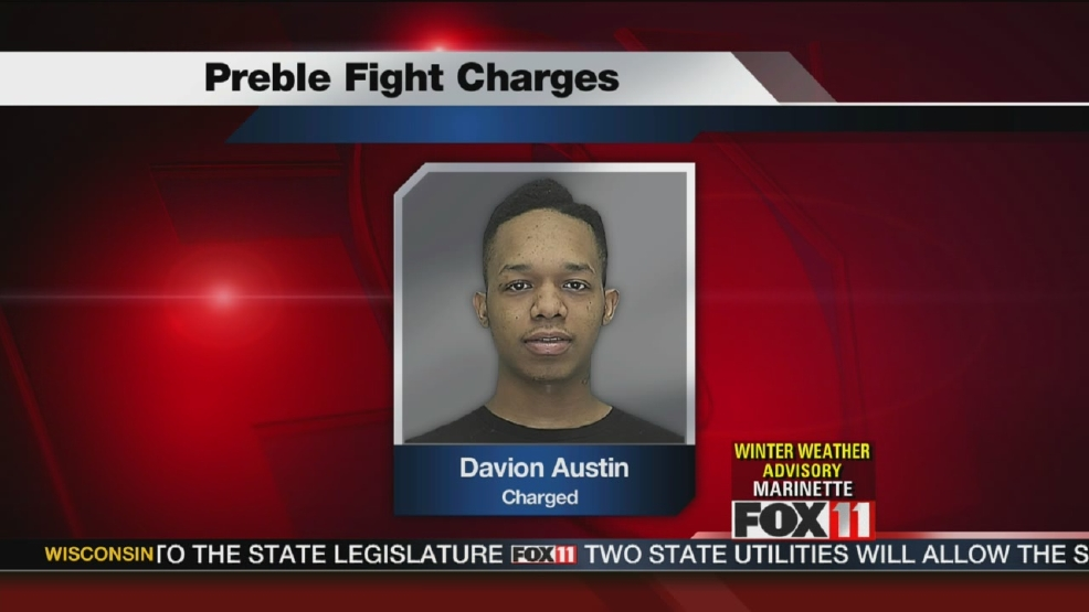 Teen charged in Preble fight case