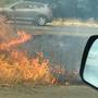 WSP: Motor home's exhaust possible cause of SR 512 brush fires