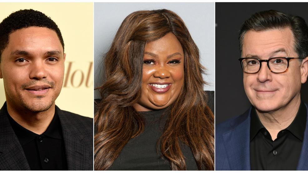 Trevor Noah, Stephen Colbert to star in NY comedy festival | WTVC