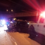 State Patrol: 1 killed, 2 arrested after pair of suspected DUI crashes on I-5