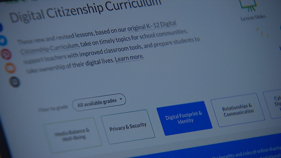 Students get lessons in digital citizenship