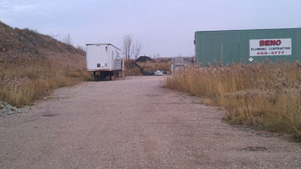 Site of the proposed Oneida Seven Generations Corporation waste-to-energy plant in Green Bay (file photo).