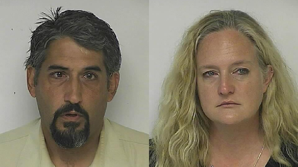 Steven and Christine Oswald (Kewaunee Co. Jail)