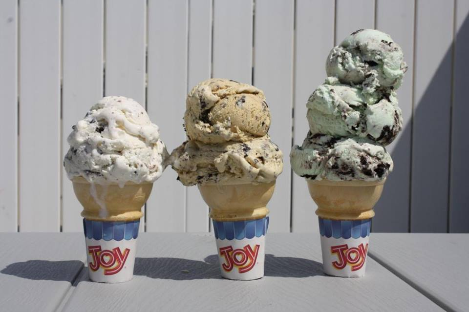 Hartzler Family Dairy in Wooster is one of 15 stops along the brand new Ohio Ice Cream Trail. / Image courtesy of Hartzler Family Dairy // Published: 8.22.18