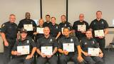 "Chief: Officers graduate from ""one of the most important trainings"""