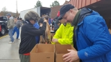 Nation's largest one-day food drive held in Clark County
