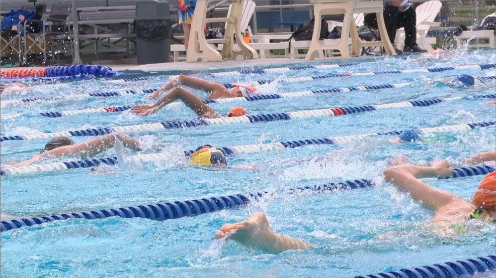 Local swimmers make a splash in the Swim-A-Thon, swimming ...