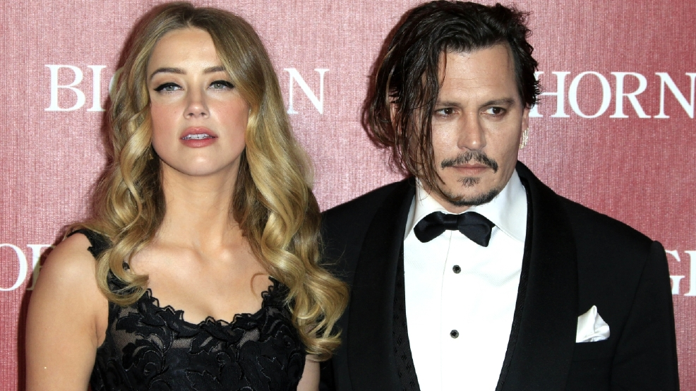 Johnny Depp and Amber Heard finalize divorce