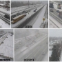 Several crashes reported in Treasure Valley ahead of snowy commute home