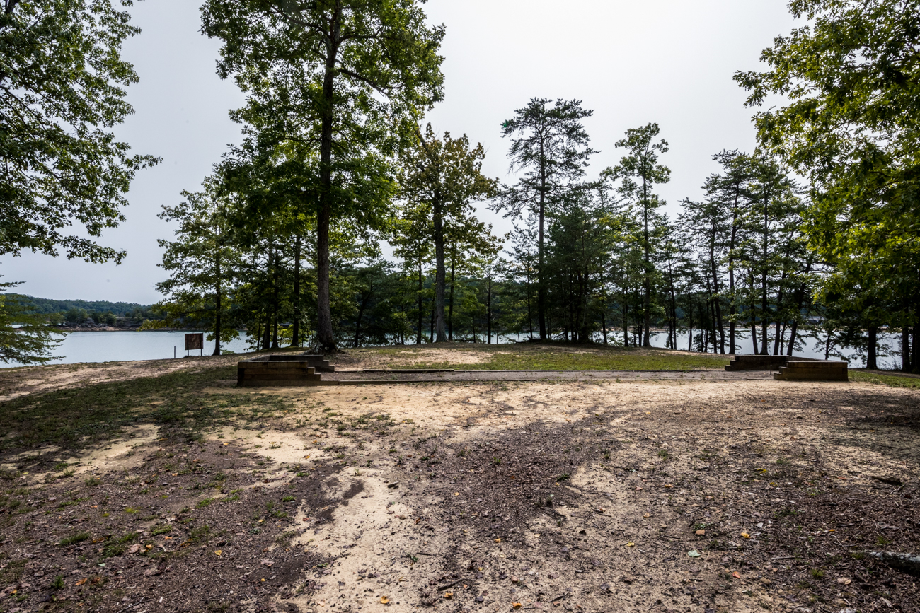"Amenities on the campsite include electric hookups, RV sites, flush toilets, shower houses, drinking water, grills, and more. You can plan your own stay{&nbsp;}<a  href=""https://www.recreation.gov/camping/campgrounds/232259"" target=""_blank"" title=""https://www.recreation.gov/camping/campgrounds/232259"">here</a>. / Image: Catherine Viox // Published:  10.13.20"