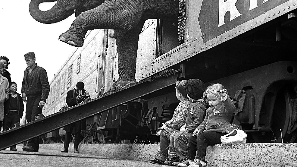 A history of Ringling Bros. circus, soon to close forever