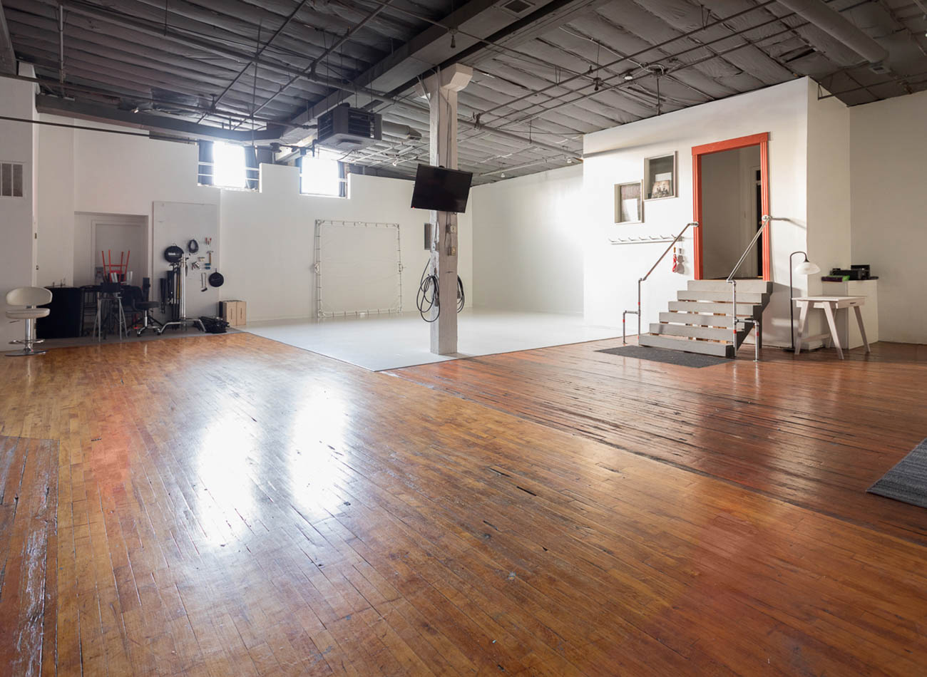 "Marlene Rounds and Jeremy Kramer are talented photographers with a stylish new studio space in the West End. In contrast to their current studio, the new, 3,300-square-foot addition boasts a surplus of windows to allow natural light to help craft their images. According to Marlene, the additional studio space provides ""night and day"" options to both photographers thanks to the added natural light in the new studio. The fresh, modern style of the studio addition is the perfect backdrop for creating a contemporary look for client work. ADDRESS: 2141 Central Parkway (45214) / Image: Marlene Rounds // Published: 7.6.19"