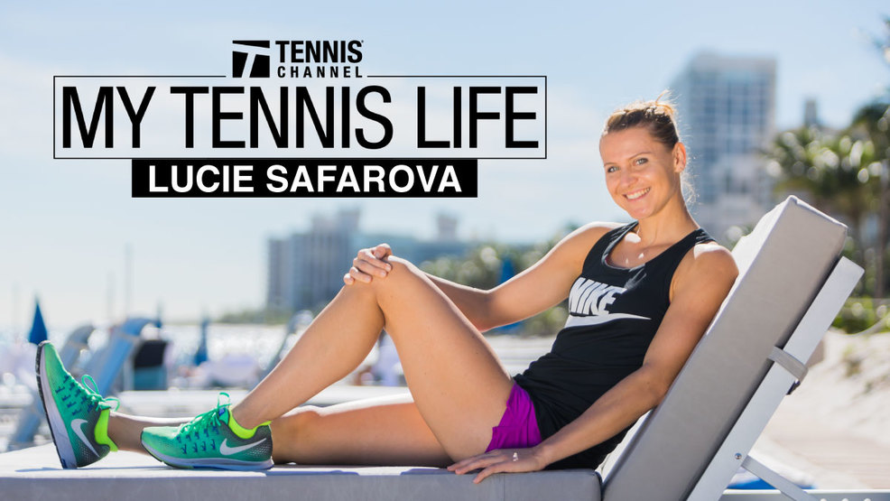My Tennis Life: Meet Lucie Safarova