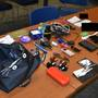 Police: Man arrested in Brighton with dozens of stolen items