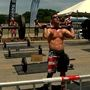 CrossFit athletes take over downtown Myrtle Beach