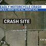 Motorcyclist Dead After Macoupin County Crash