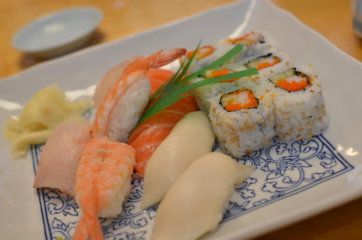 Matsuya is a wonderful sushi restaurant in a place you'd never expect. We're talking about Florence, Ky. (Image: Leah Zipperstein / Cincinnati Refined)