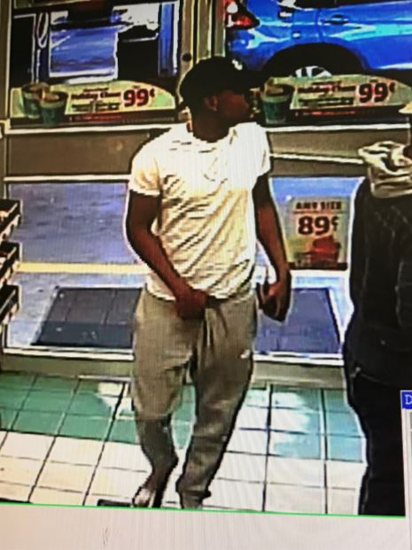 Person of interest (Source Goose Creek Police Department)