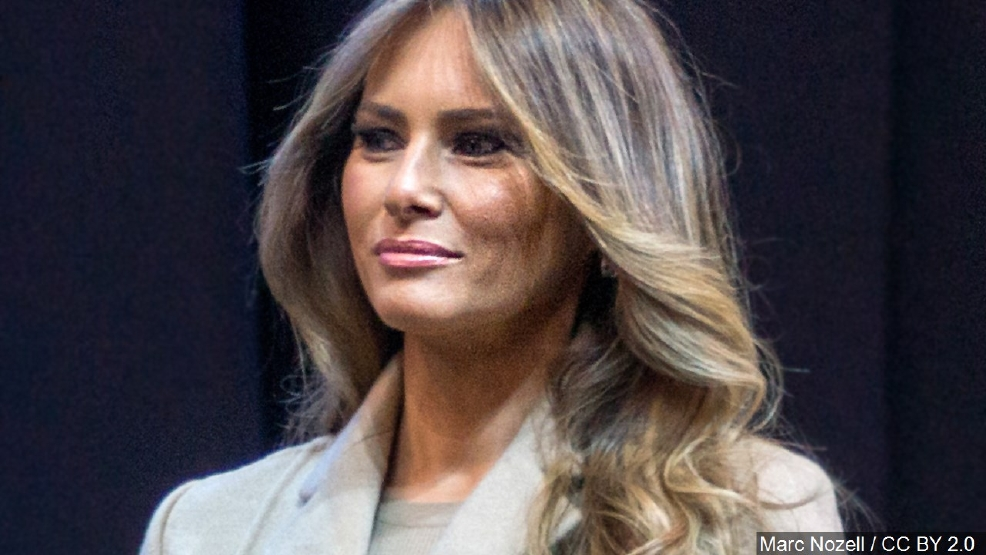 Melania Trump Is Ugly Related Keywords & Suggestions ...