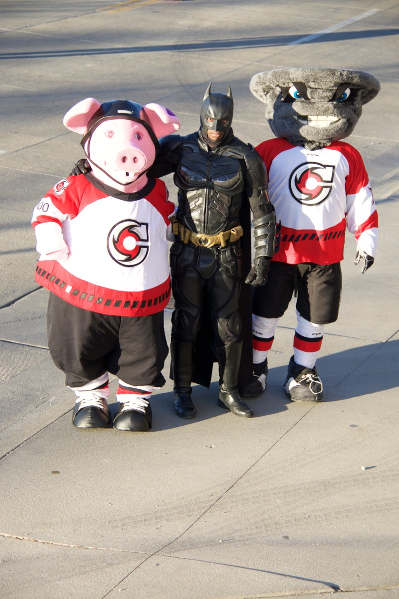 Event: Cincinnati Cyclones Frozen 5k (2.4.17) / Image: Dr. Richard Sanders / Published: 3.2.17