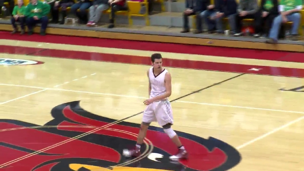 1.31.17 Video - Bishop Donahue vs. Wheeling Central - high school boys' basketball