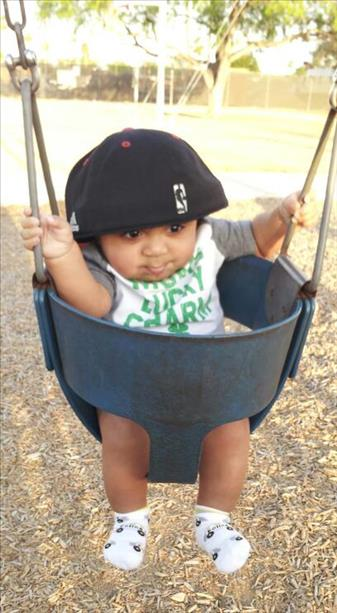 <a  href=&quot;http://share.valleycentral.com/Media/View/3405721&quot;>Lil' King James</a>