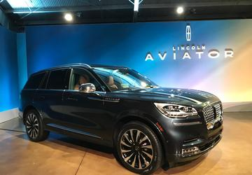 2020 Lincoln Aviator packs technology into midsize SUV segment