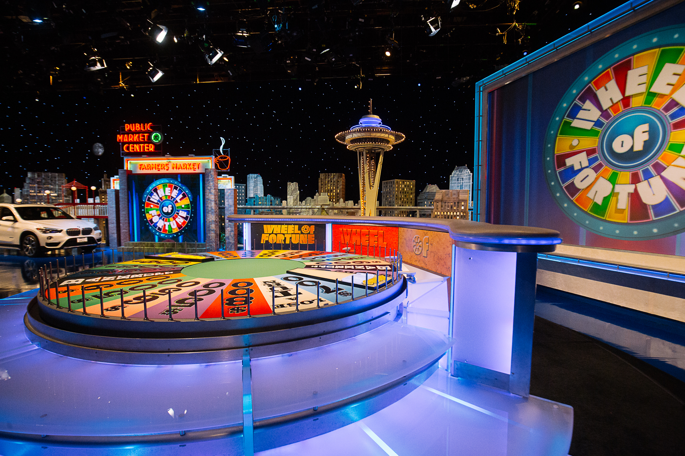 wheel of fortune gets seattleized for great american