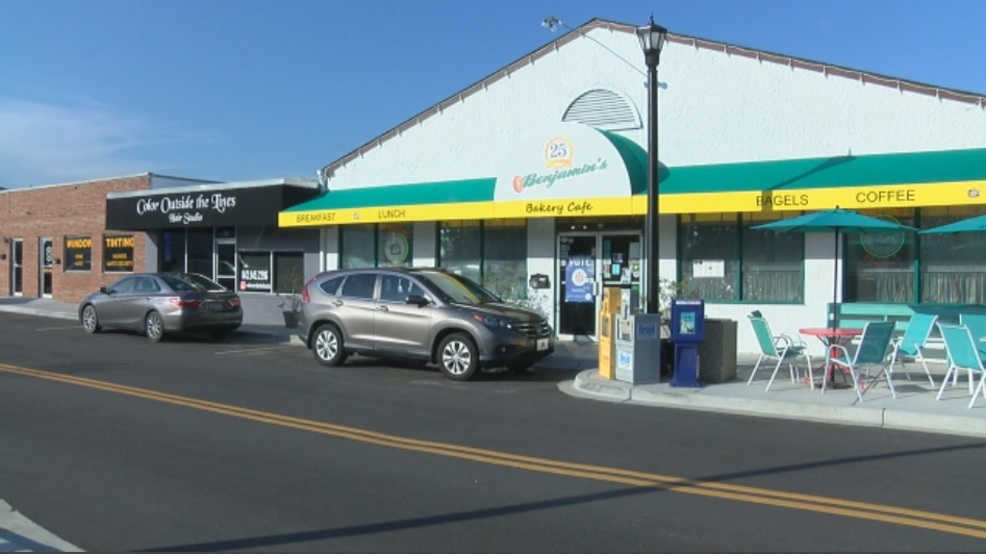 Bakery the first to seek business facade grant from Surfside Beach