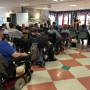 Pearl Harbor Day ceremony at Wisconsin Veterans Home at King
