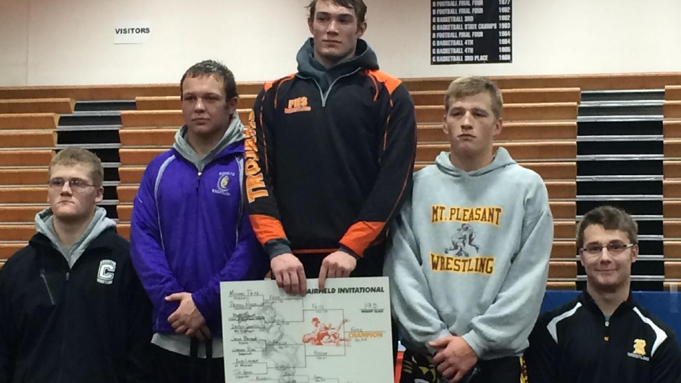 Fairfield's Fritz wins home invite | News, Weather, Sports ...