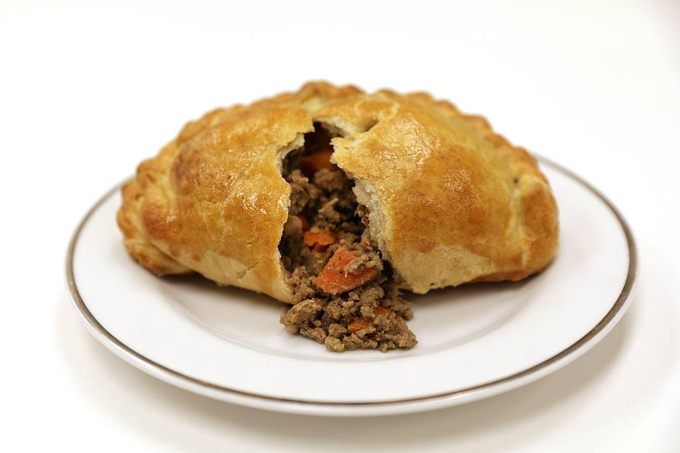 Cornish pasties from Pure Pasty Co (Pure Pasty Co.)<p></p>