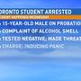 Toronto student arrested after threatening dean of students