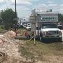 Authorities continue to investigate after human remains were found in Sebastian