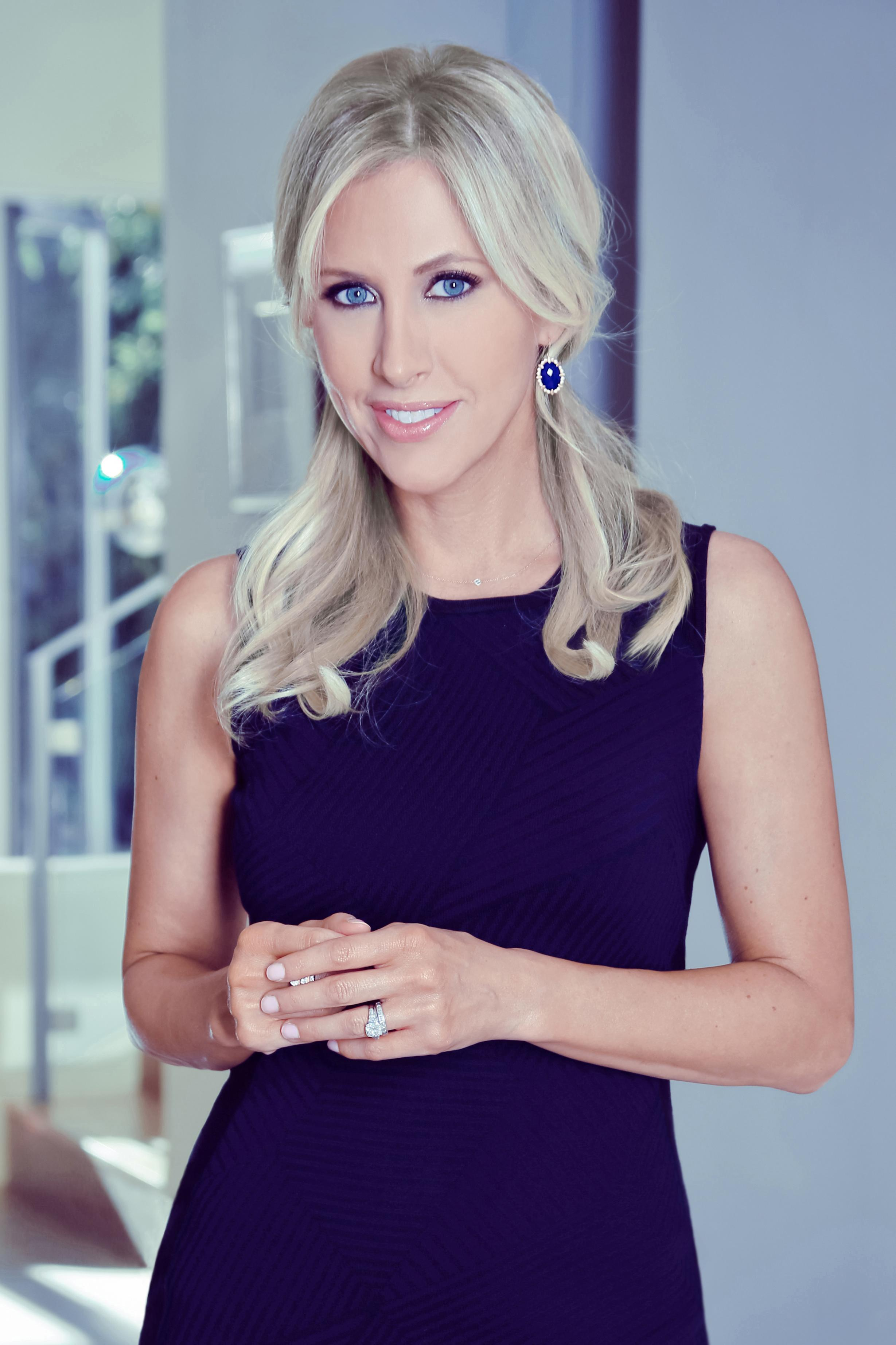 Emily Giffin, author of All We Ever Wanted (Image: Emmanuelle Choussy){ }
