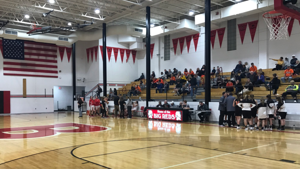 1.3.19 Highlights: Shadyside vs. Bellaire - girls basketball