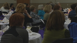 Self-defense training teaches safety tips