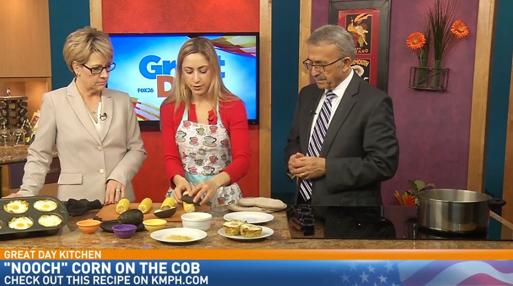 Tawnie Kroll visited the Great Day Kitchen to prepare some delicious food
