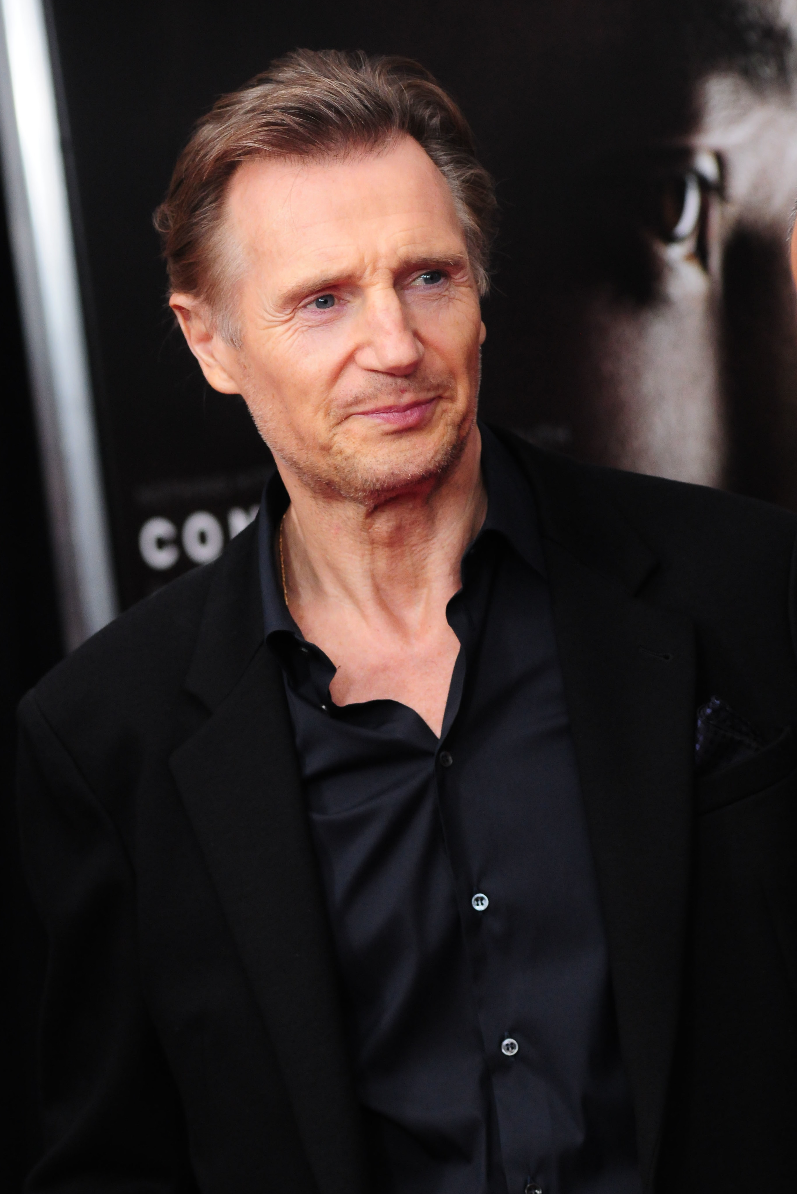 New York City special screening of 'Concussion' at the AMC Loews Lincoln Square - Red Carpet Arrivals                                    Featuring: Liam Neeson                  Where: New York City, New York, United States                  When: 16 Dec 2015                  Credit: Dan Jackman/WENN.com