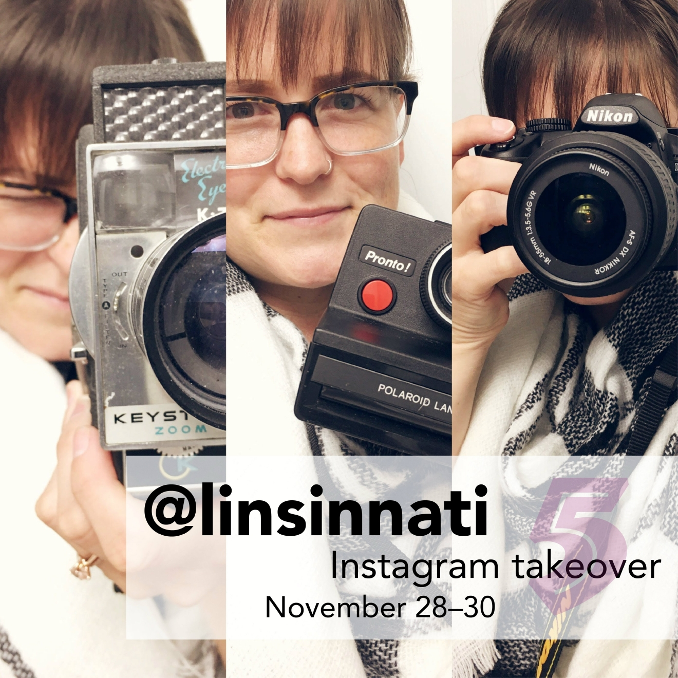 #5 - Oh snap... did you miss it? We're talking about the @linsinnati IG takeover of our account. You can still see her great pics if you visit us on IG @cincyrefined / Image courtesy of IG user @linsinnati