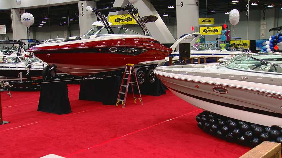 Boats, fishing and more at the Cincinnati Travel, Sports & Boat Show